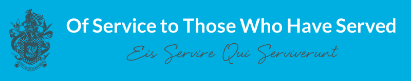 Of Service To Those Who Have Served